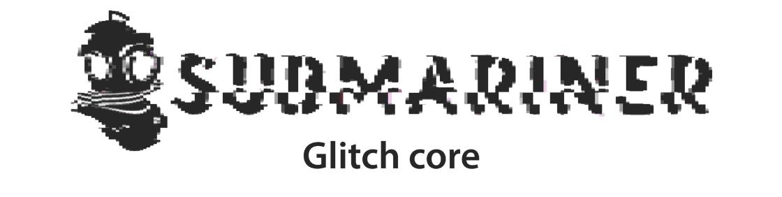 Glitch core