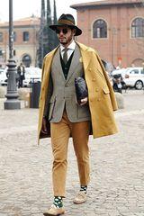 Как одеться осенью в классическом стиле