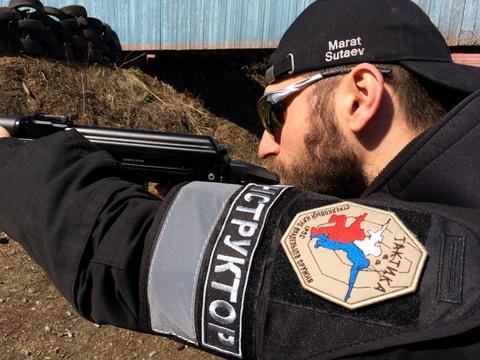 Перезарядка оружия на базе АК