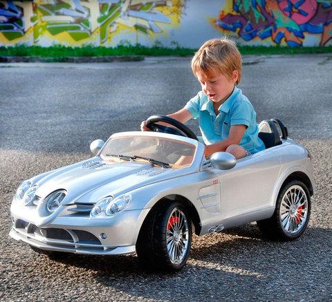 Общая инструкция по использованию детского электромобиля