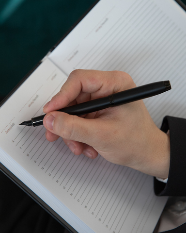 Что такое перьевая ручка в 21 веке