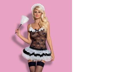 Эротический костюм - отличный способ разнообразить интимную жизнь