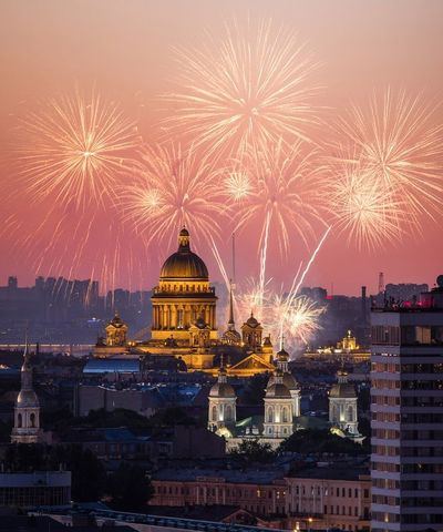 День города Санкт-Петербурга - 27 мая