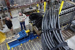 Гиперзвуковая электропушка испытана в Штатах