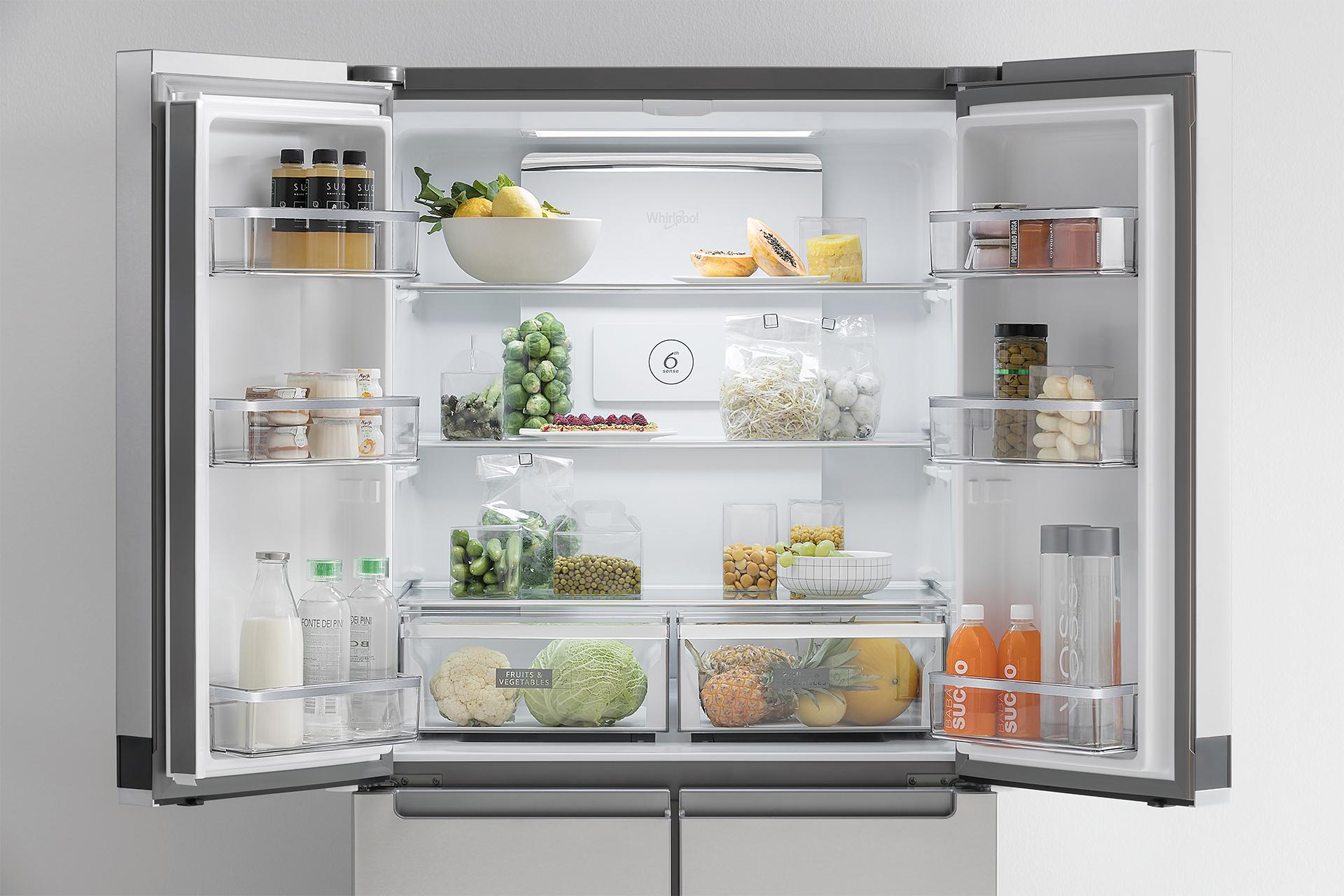 Холодильник Whirlpool серии W COLLECTION 4 Doors JUPITER