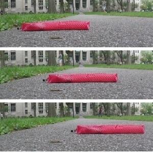 Принцип киригами использован при создании робота-змеи