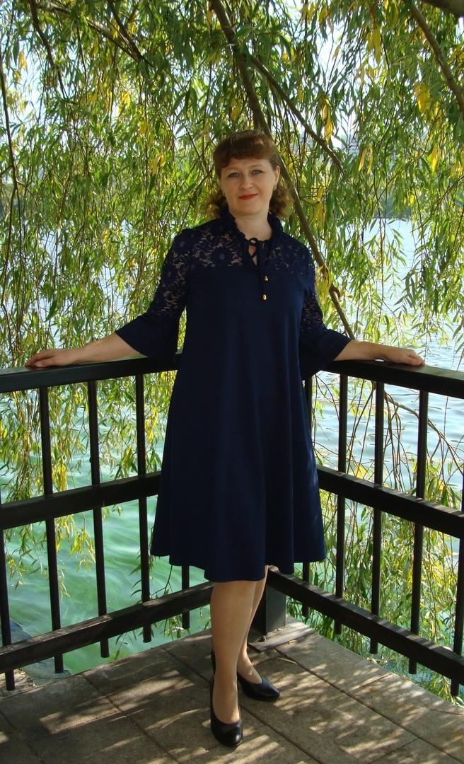 Отзыв о платье 6105