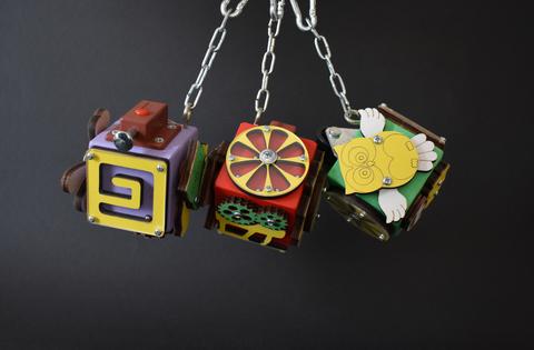 Новые кубики 5х5 см уже в продаже