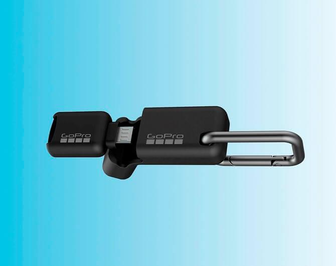 Кардридер GoPro Quik Key Micro USB