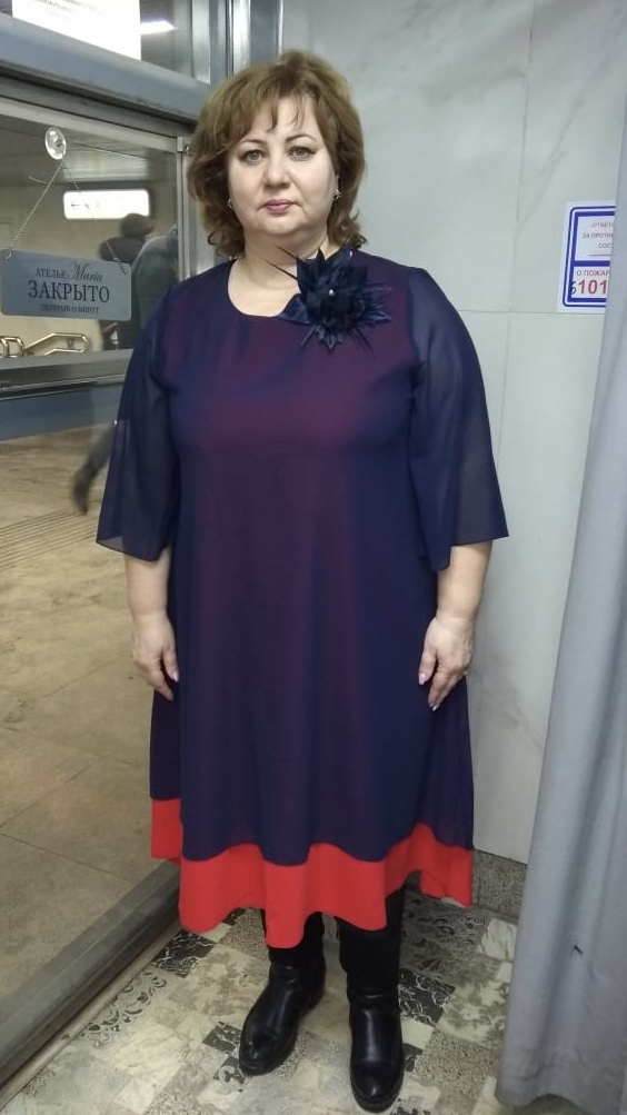 Отзыв о платье 6421