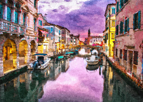 Новая Венеция!