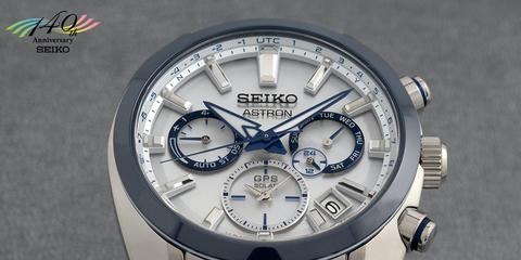 Обзор лимитированной модели Seiko Astron в честь 140-летия Seiko