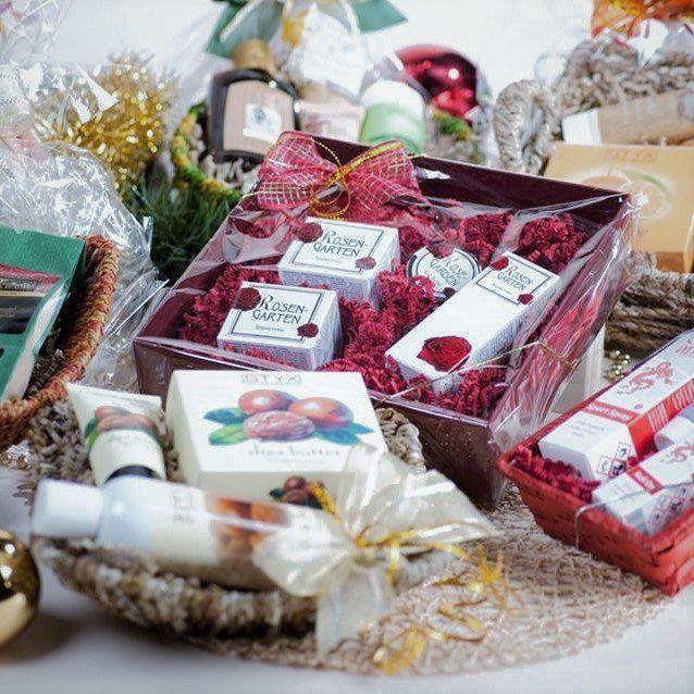 Идеи Новогодних подарков от STYX