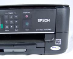 Инструкция по выводу трубки памперса на принтерах Epson SX525WD