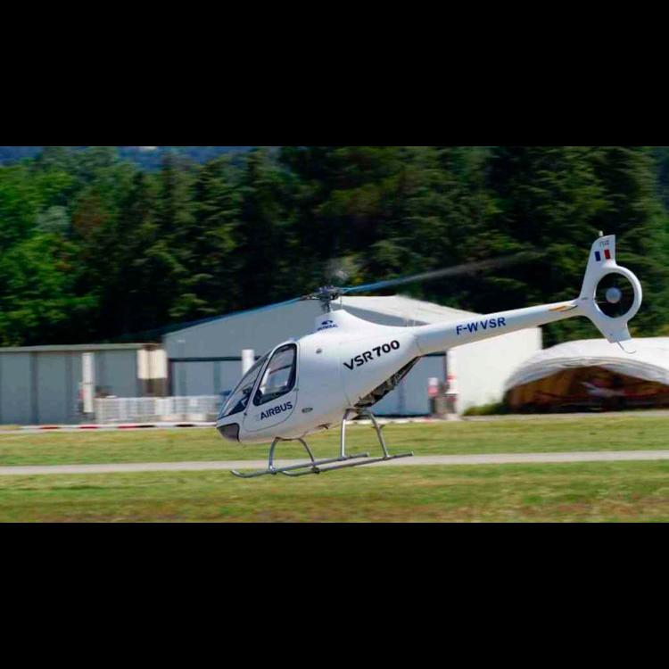 Самостоятельный полет под управлением робота