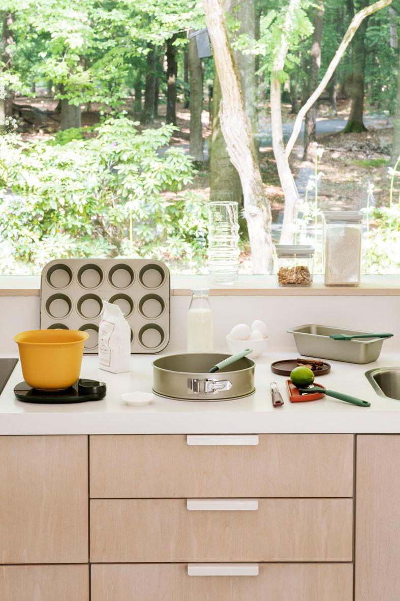 Волшебное превращение кухни в кондитерскую