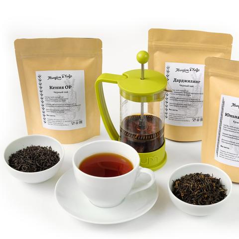 Хороший листовой чёрный чай: как выбрать и где купить