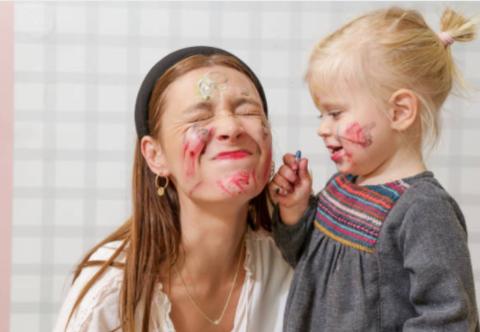 Что делать, если лень играть с ребёнком?