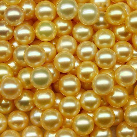 Чудо рождения золотого жемчуга.