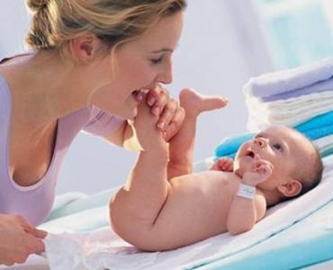 Гигиена новорожденного мальчика