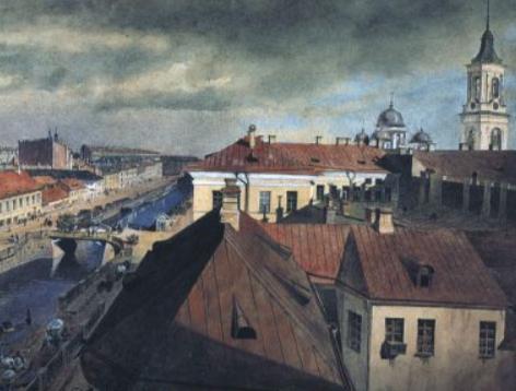 Ф. М. Достоєвський, «Злочин і кара»