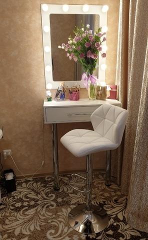 Барный стул Diamond/Диамонд. Отлично вписался в интерьер.