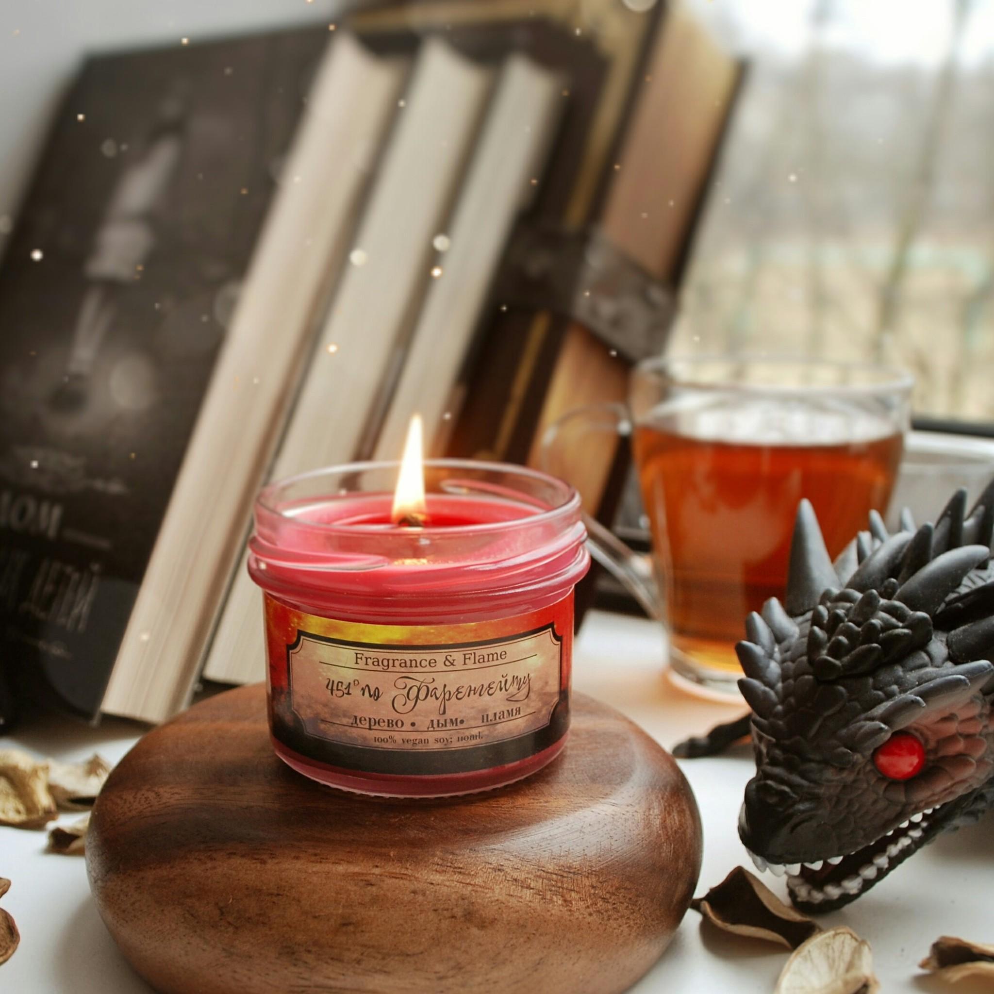 Как правильно использовать ароматические свечи?