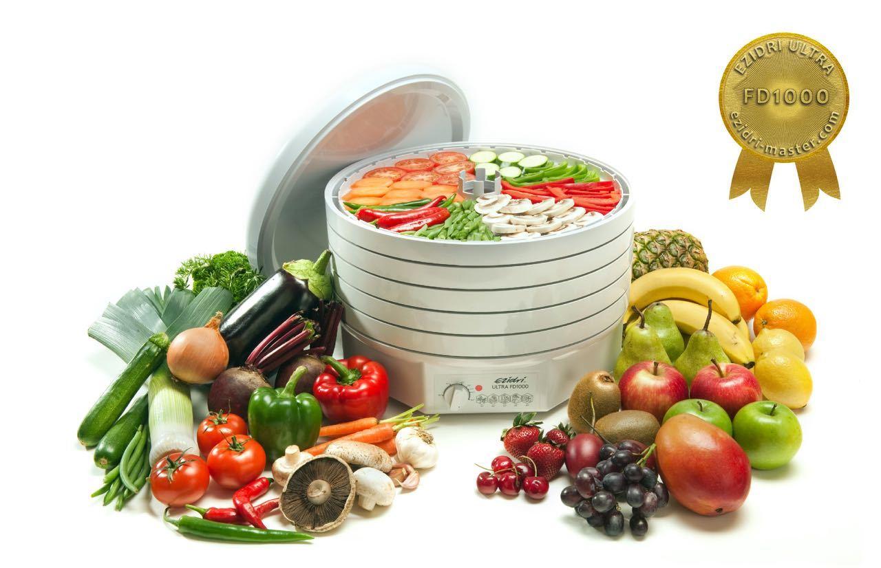 Cушилка для овощей и фруктов изидри
