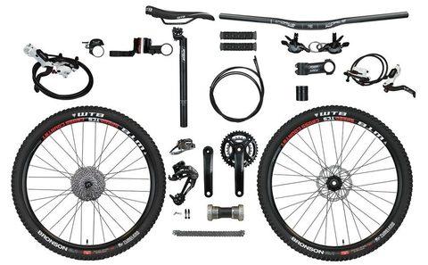 Как собрать велосипед
