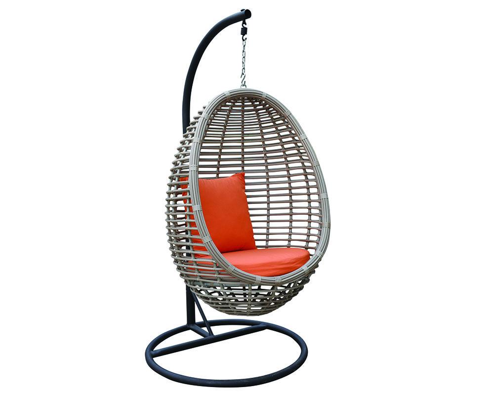 Подвесное кресло - изобретение XX века!