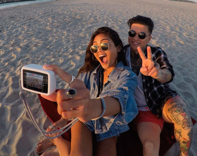 К-к-комбо-набор: GoPro Travel Kit