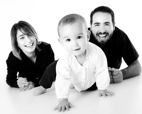 Как сделать красивые семейные фото с детьми?