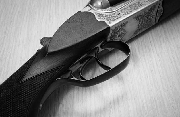 Как устанавливать приклад на ружье?