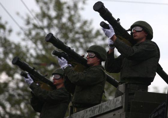 Завершаются испытания боевой машины для ПЗРК