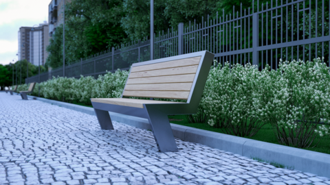 Новая серия АВЕНЮ для благоустройства комфортной городской среды