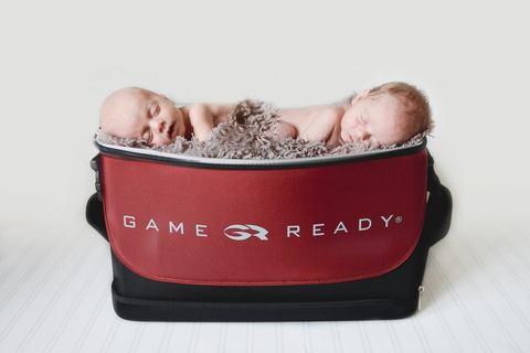 Проверьте свои знания о системе криотерапии Game Ready!