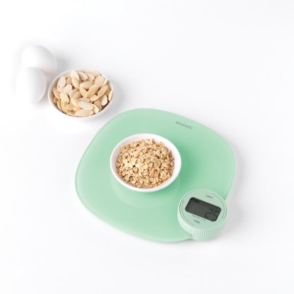 Хозяйкам в помощь: кухонные весы Plus