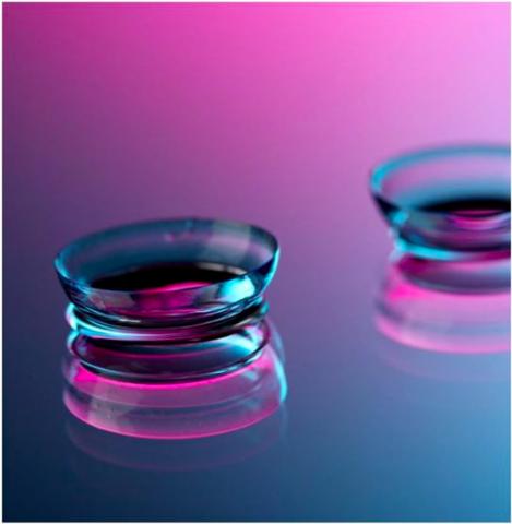 Что происходит с контактными линзами после попадания в унитаз?