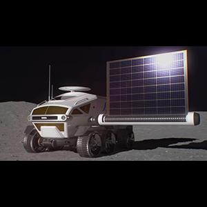 По заказу JAXA создан лунный автомобиль