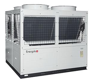 Energolux расширил линейку модульных чиллеров