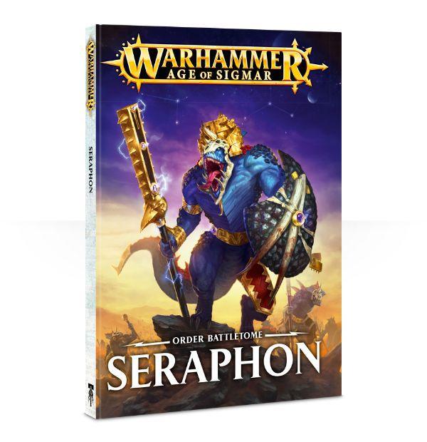 Начало предварительного заказа на новинки от Games Workshop для Tau Empire и Seraphon!