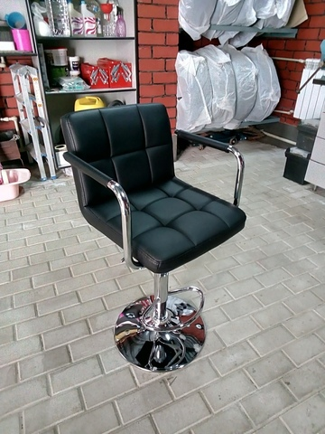 Барный стул Kruger/Крюгер ARM. Гараж без барного стула - не гараж