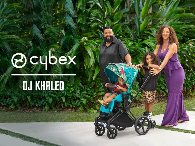 CYBEX by DJ Khaled