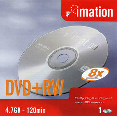 Энциклопедия DVD±RW/DVD±R дисков (IV)