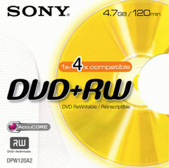Энциклопедия DVD±RW/DVD±R дисков (II)