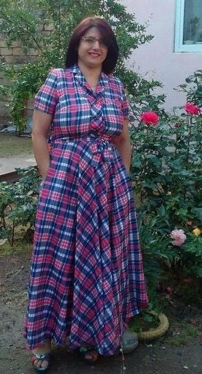 Отзыв о платье (нет на сайте 90)