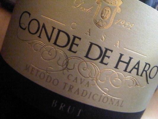 Вино недели с 16 июля - Muga Cava Conde de Haro