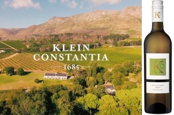 Вино недели с 9 июля - Klein Constantia KC Sauvignon Blanc