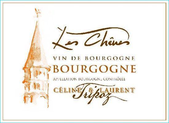 Вино недели с 23 июля - Domaine Tripoz Bourgogne Blanc Les Chênes 2016