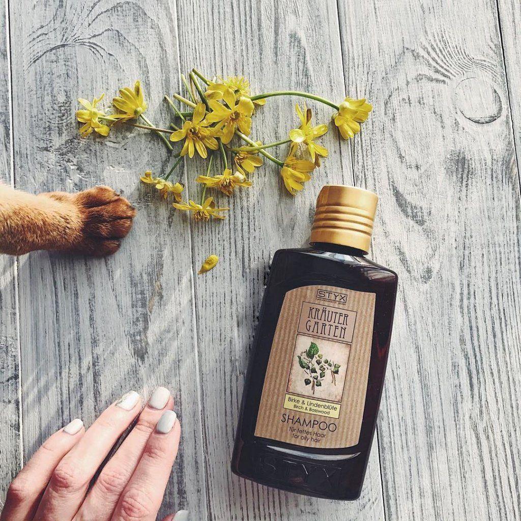 Натуральные шампуни STYX для красоты и здоровья волос